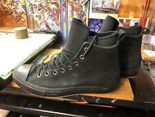Converse CTAS WP Boot Hi Black/Gum Leather Size US 11.5 Men 157460C Chuck Taylor