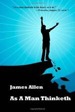 As a Man Thinketh - Paperback By Allen, James - VERY GOOD