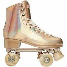 Impala Quad Women's Rollerskate, Size 11 - Marawa Rose Gold
