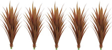 5 ARTIFICIAL YUCCA IN OUTDOOR PALM TREE BUSH 4' PLANT ARRANGEMENT TOPIARY IVY