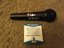 KEITH URBAN Signed MICROPHONE BECKETT CERTIFIED D71390 COA