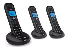 BT 3570 Trio Digital Cordless Telephone & Handsfree + Answerphone & Call Blocker