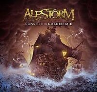 Alestorm - Sunset On The Golden Age (NEW CD)