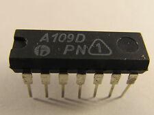 2x A109D RFT General Purpose OP Amp (AE11/3936)
