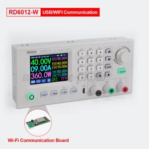 UK WiFi DC-DC Voltage Current Step Down Power Supply Module Voltage Converter