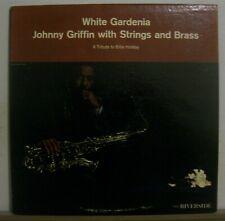 Johnny Griffin w/Strings & Brass/White Gardenia/Riverside/RLP387/DG/VG++