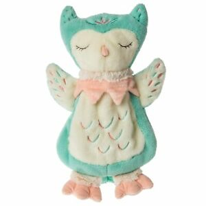 Mary Meyer E1 Baby Fairyland Forest 12in Owl Lovey Soft Toy 44554
