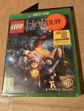 Lego The Hobbit Microsoft Xbox One 2014 New Sealed
