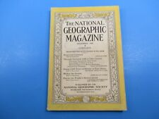 National Geographic Magazine December 1928 Through Germany of a Color Camera