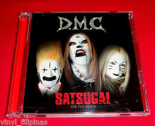 JAPAN:DMC,DETROIT METAL CITY - SATSUGAI CD SINGLE + DVD,Visual Kei,J-Rock,J-Pop