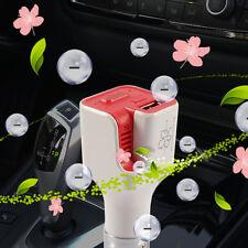 Ionizzatore profumatore d'aria per auto con presa usb per ricarica