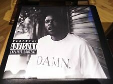 Kendrick Lamar - DAMN VINYL CLEAR 2LP COLLECTORS EDITION NUMBERED NEW & SEALED