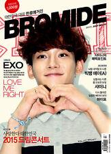 [Bromide Magazine 2015.07] EXO - Love Me Right,BIGBANG - A,SHINee,Dream Concert
