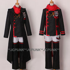 D.Gray-man HALLOW Lavi Cosplay Costume Full Set