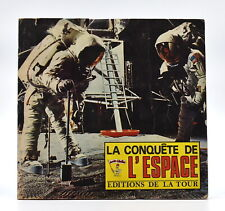 La conquête de l'air et de l'espace livre d'images Ed De La Tour  1972