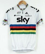Mens SKY TEAM Cycling Race Jersey Size S