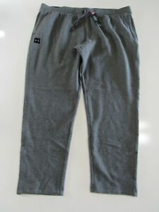 Under Armour Mens UA Rival Fleece Pants 1320739 Nwt