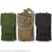 CLEARANCE ARMY CADET PADDED PHONE CASE HOLDER MTP MULTICAM WEBBING POUCH
