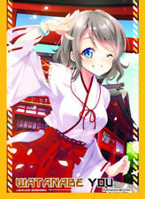 Love Live! Sunshine!! Miko Watanabe You Limited Exclusive Doujin Card Sleeves