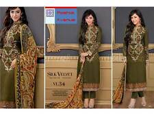 Gul Ahmed New and Original Winter Collection Unstitched Suit VL-34