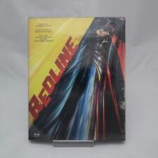 Redline (Japanese, 2013, Blu-ray) Full Slip Case Edition