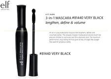e.l.f. Studio 3-in-1 Mascara #81440 VERY BLACK Global Shipping