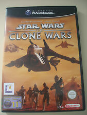 Star Wars: The Clone Wars (Nintendo GameCube, 2002) - North American Version