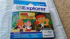 LeapFrog Jake And The Never Land For LeapPad & LeapsterGS Game system
