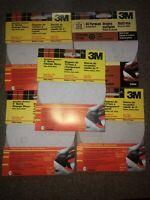 3M P220C 236U Hookit II 6in X NH Fre-cut Paper 50 count pack