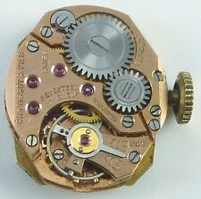 Vintage Charles Tissot & Fils Mechanical Wristwatch Movement -  Parts / Repair