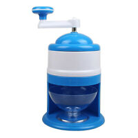 Ice Shaver Home Restaurant Crusher Shaved Ice Maker Machine Ice Snow Maker