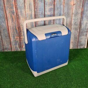 Halfords 24 Litre 12V Electric Coolbox in Blue