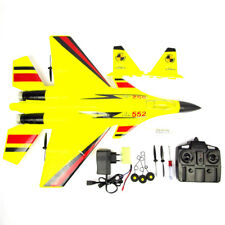 Remote Control Airplane Glider Yellow Plane Model with EPP Special Foam