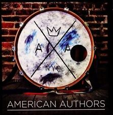 AMERICAN AUTHORS Self-Titled EP CD *BEST DAY OF MY LIFE *BELIEVER +FREE SHIPPING