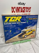 TCR IDEAL HO SLOTLESS SLOT CAR NEW IN BOX UNOPENED GRAN-CIRCUT SEALED