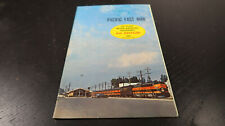 g Pacific Fast Mail Catalog Japanese Brass HO Train Engines Catalog #4