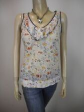 Cue Cotton Blend Sleeveless Tops & Blouses for Women