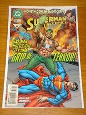 ACTION COMICS #728 DC NEAR MINT CONDITION SUPERMAN DECEMBER 1996