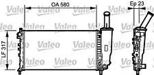 Engine Cooling Radiator VALEO Fits FIAT Punto Hatchback 1.2L 1999-