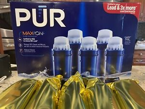 PUR Maxion 5-Pack Replacement Filters NWOB