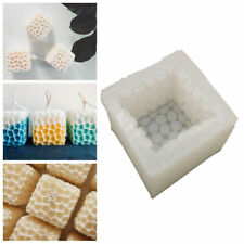 Bee Silicone Soap Molds 3D For Honeycomb Soap Making Candle Wax Resin Mold