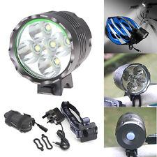 13000 Lumen CREE XM-L 5x T6 LED MTB Bicycle Bike Light Lamp Headlight Headlamp