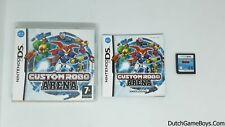 Custom Robo Arena - Nintendo DS