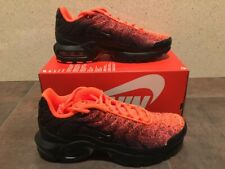 Nike Air Max Plus TN (GS) Uk 5.5/Eur 38.5/US 6, BNIB, CJ9454-001, Spray Orange