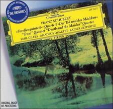 Franz Schubert: Trout Quintet; Death and the Maiden Quartet (CD-1997 BMG)