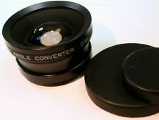 TIFFEN Super Wide Angle Lens 0.5X 37mm threaded AUX converter