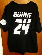 FORT WAYNE KOMETS hockey #24 T shirt UHL Rob Guinn memorial tee XL