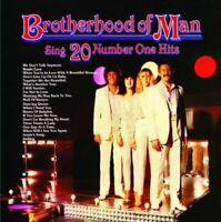 BROTHERHOOD OF MAN Sing 20 Number One Hits (2011) 20-track CD album NEW/SEALED