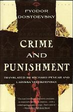 Crime and Punishment: Pevear & Volokhonsky Translation [Vintage Classics] , Fyod