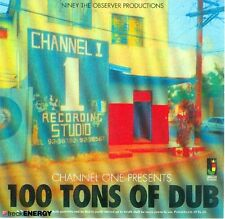 Soul Syndicate – Channel One Presents 100 Tons Of Dub NEW CD £9.99